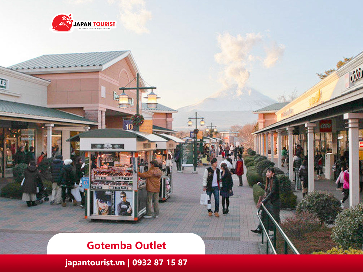 JP Winter Gotemba Outlet