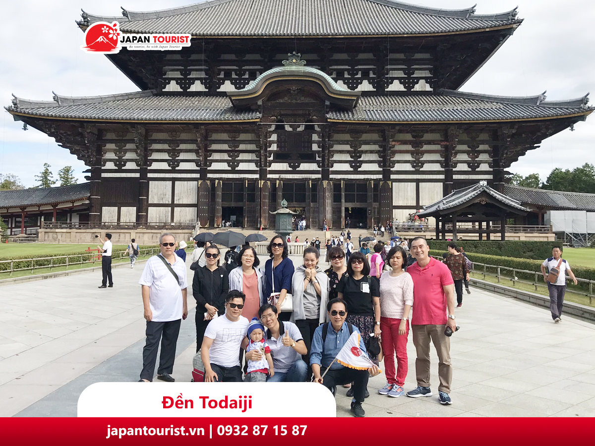 JP Autumn Đên Todaiji